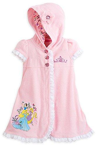 Disney Store Little Girls Princesses Swim Cover-Up