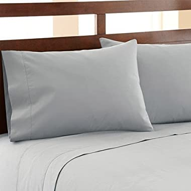 Hotel Luxury 3pc Duvet Cover Set-ON SALE TODAY-1500 Thread Count Egyptian Quality Ultra Silky Soft Top Quality Premium Bedding Collection, 100% -Queen Size Artic Ice Blue
