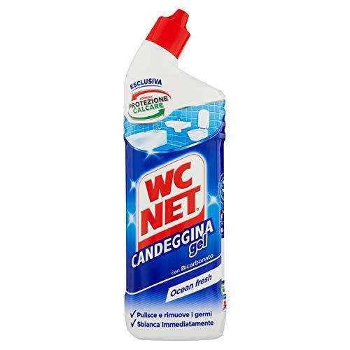 Wc Net Candeggina, 700 ml, Fraganze Assortiti
