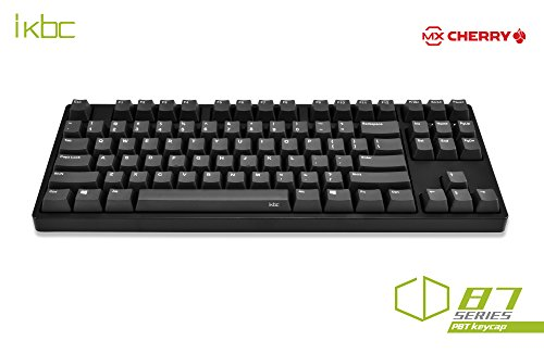 iKBC CD108 Mechanical Keyboard with Cherry MX Clear Switch for Windows...