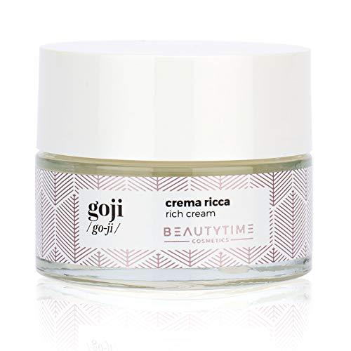Beautytime Goji - Crema Viso Ricca Bio - 50 ml