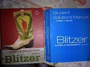 Your Study Pack- Algebra & Trigonometry, 3e