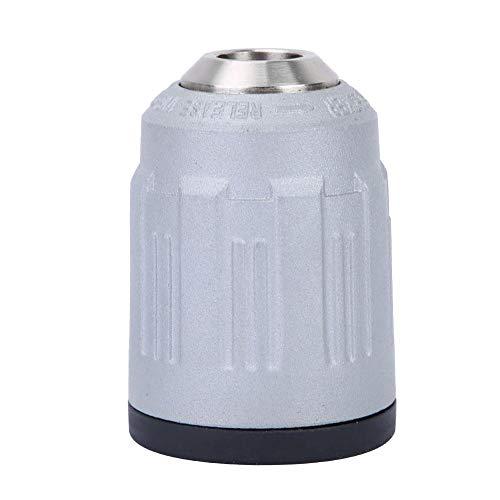 Portabrocas sin llave, 1/2-20UNF 2-13mm Adaptador de portabrocas autoblocante Taladro eléctrico Destornillador...