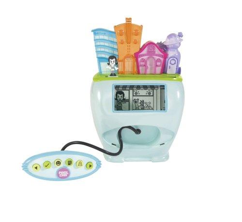 PIXEL - Juego Portable, en francés (Mattel N3288FR)