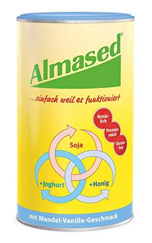Almased Wellness Vitalkost Mandel-Vanille Pulver 1er Pack (1 x 500g)