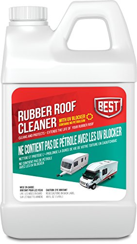 B.E.S.T. 55048 Rubber Roof Cleaner/Protectant - 48 oz (Packaging may...