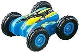 yanzz Mini RC Stunt Car 2.4Ghz Coche de Control de Radio de Alta Velocidad Coche de Carreras para niños Coche de Control Remoto eléctrico 360 & deg;Regalo de Juguete para niño de Cuatro Ruedas de
