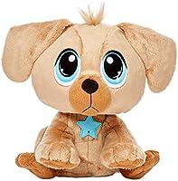 Little Tikes Rescue Tales Adoptable Pet Golden Retriever Interactive Plush Pet Toy, Multicolor