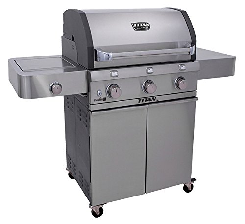 Char-Broil R3200 au Grill à gaz Traditionnel