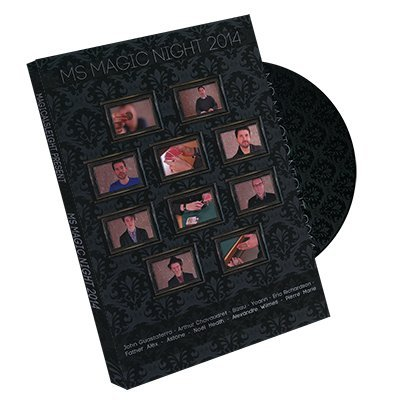 MS Magic Night 2014 Presented by Yoann - DVD