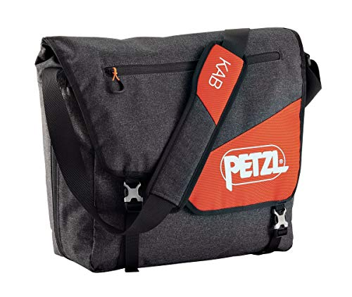 Petzl Unisex Adult Kab Bag Sacco Grey, Multi-Colour, One Size
