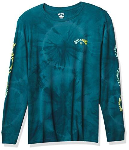 Billabong Boys' Big Premium Long Sleeve Graphic Tee T-Shirt, Pacific Arch, X-Large
