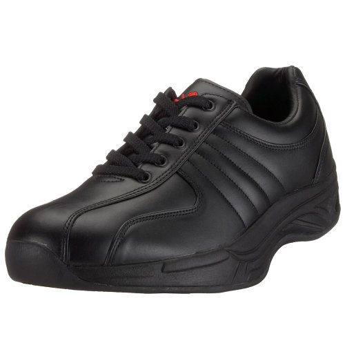 Chung Shi Comfort Step Classic Sneaker Herren 9100225-9,5, Herren Sneaker, schwarz, (black), EU 44.5, (US 10), (UK 9.5)