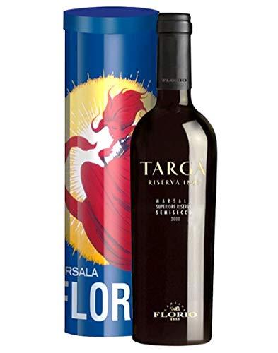 Marsala Superiore DOC Riserva 1840 Semisecco Targa Florio 2006 500 ml Astucciato