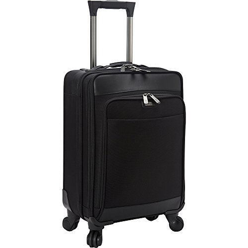 Hartmann Luggage Intensity Belting Vertical Mobile Office, Black, One Size