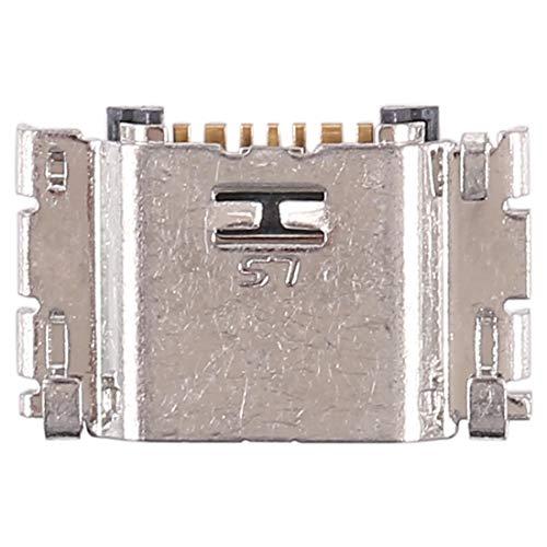 YUEZHIMY Intercambiable para Piezas dañadas 10 PCS de Carga del Puerto Conector for Accesorios Galaxy Pro J7