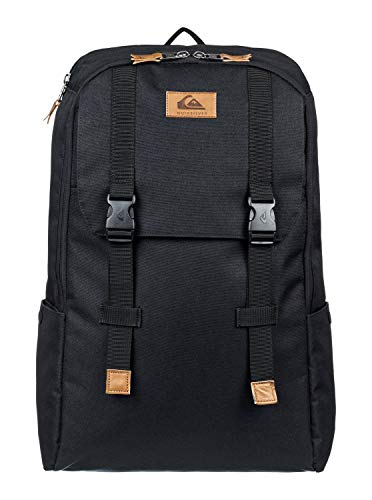 Quiksilver Uomo Zaino Alpack 30L (Black), Size:One Size