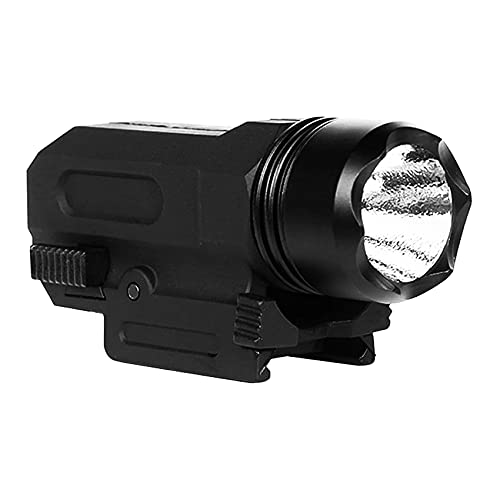 Tactical Flashlight 1200 Lumen with 2-Mode Torch Light for Hiking,Camping