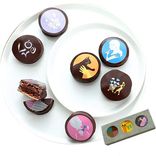ギフト パレットショコロン チョコレート