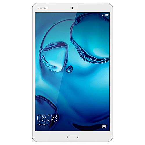 Huawei MediaPad M3 - Tablet de 8.4' (Octa Core, Memoria Interna de 32 GB, 4 GB RAM, Cámara de 8 Mp, Android 6.0), Color Plateado