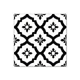 Luxury Vinyl Floor Tiles by Lucida USA | Peel & Stick Adhesive Flooring for DIY Installation | 36 Decorative-Look Tiles | BaseCore | 36 Sq. Feet | 12' x 12'