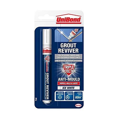 Unibond Grout Reviver Pen, White...