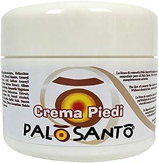 Crema Hidratante para Pies con Aceite Esencial Puro de Palo