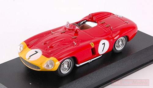 Ferrari 340 mm 1:43 escala Diecast modelo altamente detallado
