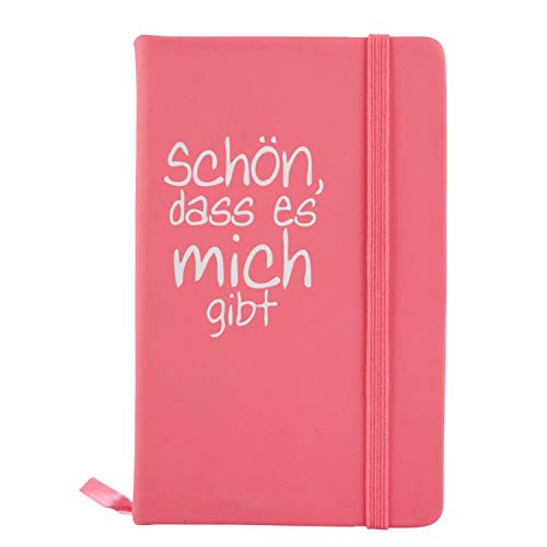 Notizbuch pink...