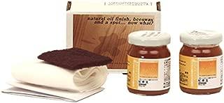 リボス 自然健康塗料 蜜蝋オイル ビボスセット(木部用)