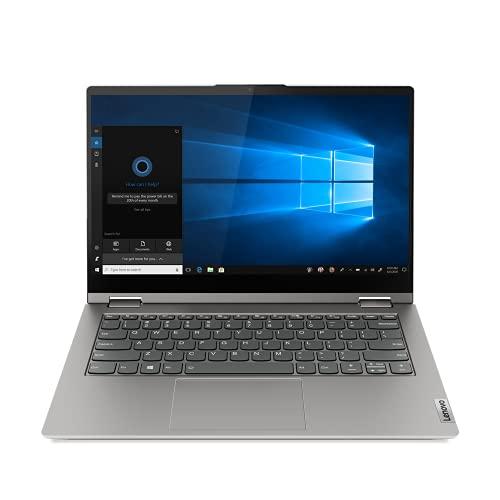 ThinkBook 14s Yoga 14' FHD IPS 300nits, Touch | Core i5-1135G7 | 8GB | 256GB SSD | Intel Iris Xe Graphics | Win 10 Pro | 1-year Depot | Mineral Grey