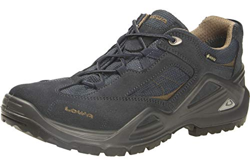 Lowa Sirkos GTX - Navy/Brown