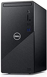 Dell Inspiron Business Flagship Desktop Computer, Intel Octa-Core i7-10700 up to 4.8GHz, 12GB DDR4, 256GB SSD, USB 3.2, HD...