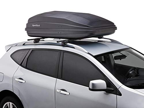 SportRack Vista XL Rear Opening Cargo Box