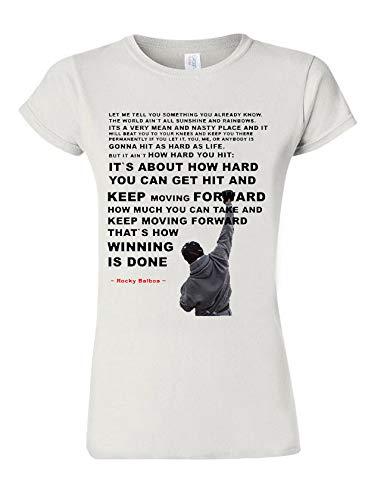 Rocky Balboa Tee Rambo Sylvester...