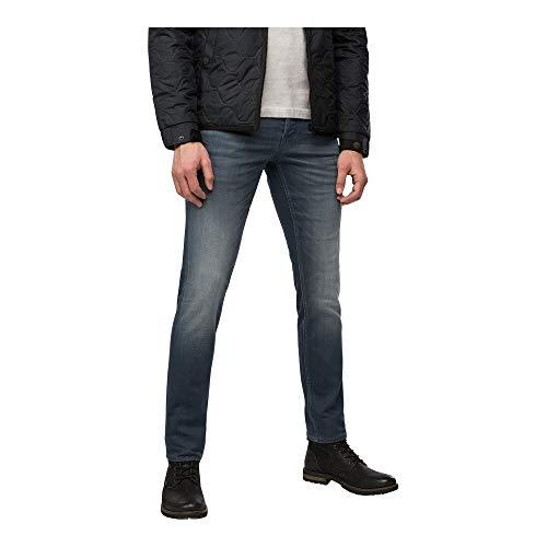 PME Legend Herren Jeans Skyhawk mittel grau blau - 36/32