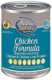 Tuffys Nutrisource Grain Free Chicken Protein