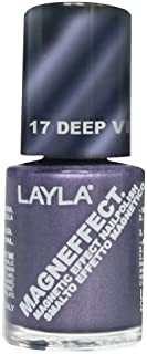 Layla Cosmetics Magneffect Layla 17 Deep Violet 10ml
