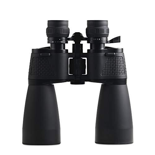 WJKLO Binoculares BIJIA 10-180X90 Zoom Largo Alcance Caza Telescopio binoculares Profesionales de Alta definición Que Viven a Prueba de Agua