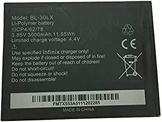 Rechargeable Battery For Ifninix Hot 3 x554 -3000Mah