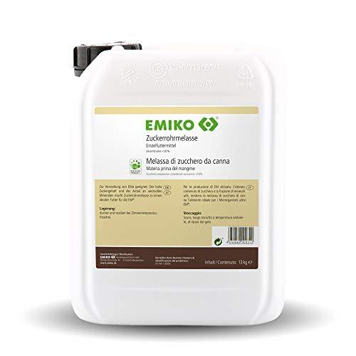 Zuckerrohrmelasse 13,0 kg zur Herstellung von EMa, reich an Mineralien und Kohlenhydraten