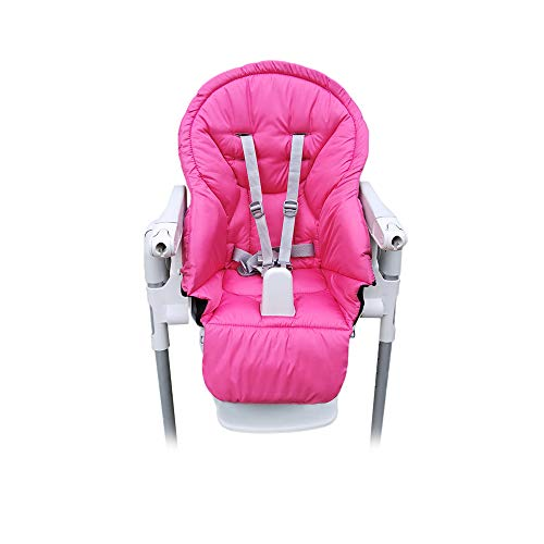 Aveanit Peg Perego Prima Pappa Zero 3 Bezug Hochstuhl Kissen Ersatzbezug Babystuhl Wasserdicht Rosa - Pink