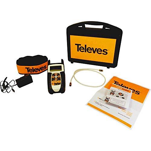 Televes - Medidor de Campo H30Flex para Satélite y...