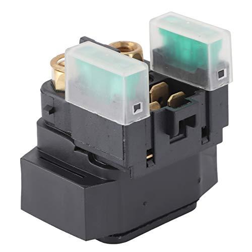 Solenoide de relé de arranque, interruptor de relé de arranque estándar original de aleación de aluminio, fácil de instalar, para referencia: 5HH‑81940‑00‑00