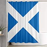 NiYoung Fabric Shower Curtain,...