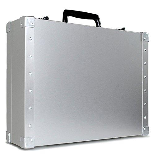 【BARDI(バルディ)BA-A010 アルミトランク ケース】アルミケース 鍵 トランク アルミ 精密機器 電子機器 機器搬送 現金 輸送 機材 収納 コレクション アタッシュケース スーツケース 営業 出張