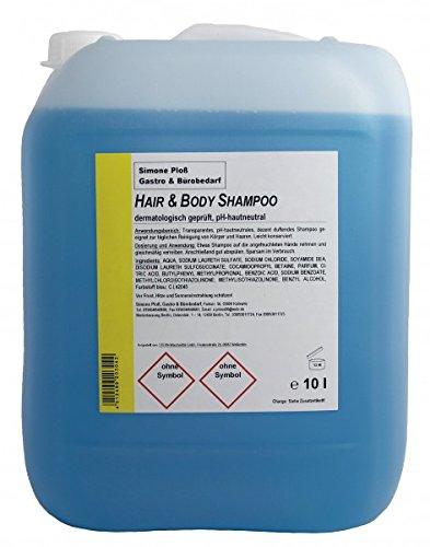 Hair & Body Shampoo 10L Kanister pH-Hautneutral