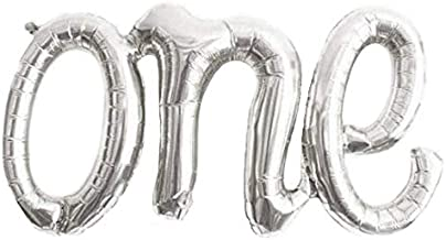 Best one balloon silver Reviews