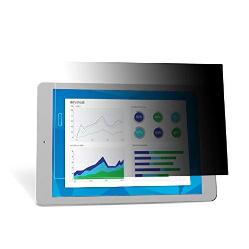 3M Privacy Filtro Protezione per Apple iPad Pro, Modalità Landscape, 10.5 , Nero