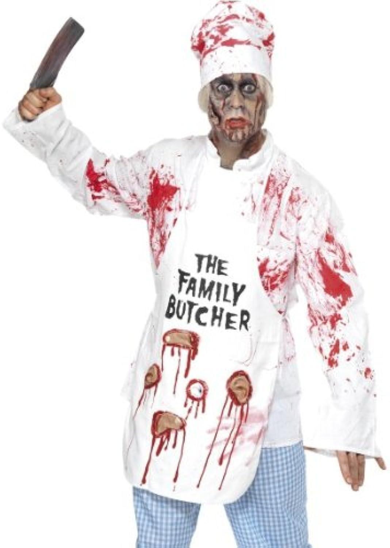 Cook-Zombie-Kostüm B00OC8AOO8  Charmantes Design  | Großer Verkauf